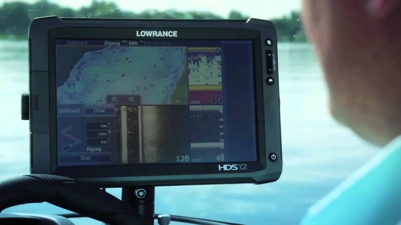 lowrance outboard pilot hydraulic