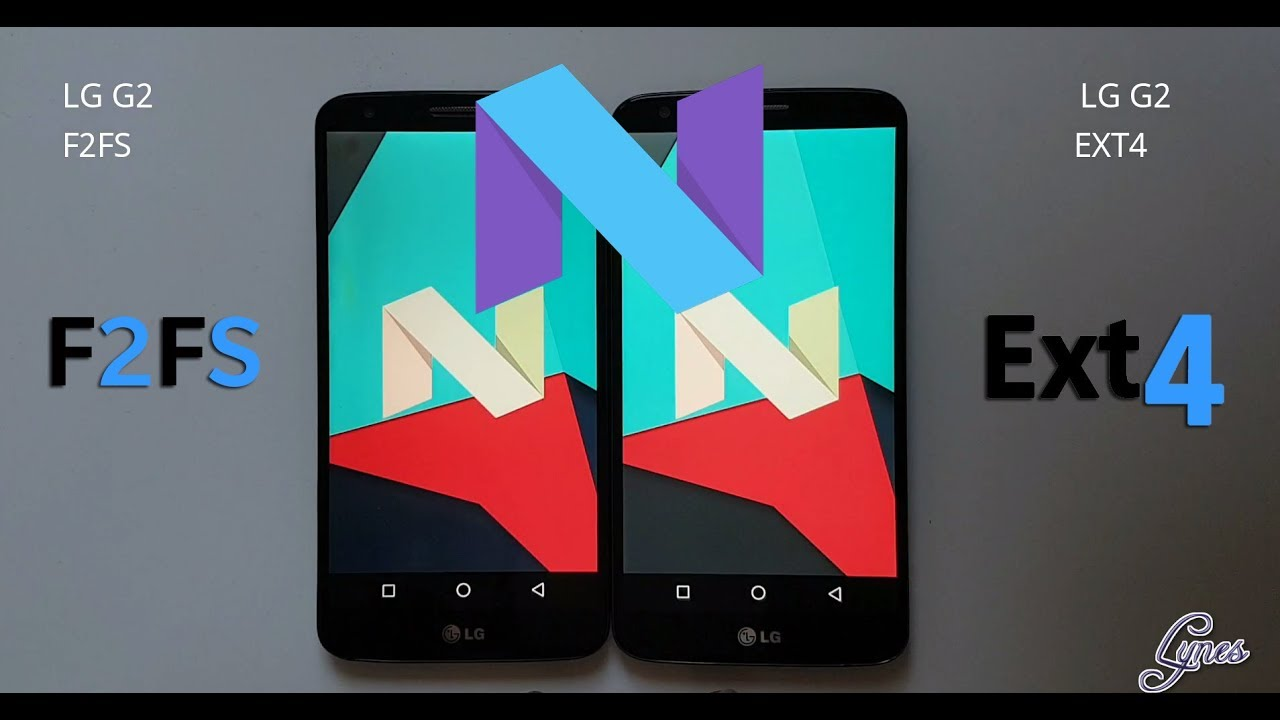 EXT4 VS F2FS on Android Nougat – Speed Test with AnTuTu Benchmark 2018