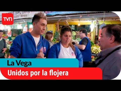 Hans y Pía, una pareja que comparte el amor y la flojera  |  La Vega - T2E1