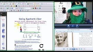 Free Eyecharts, See Clear Without Glasses - Happy St. Patrick's Day!