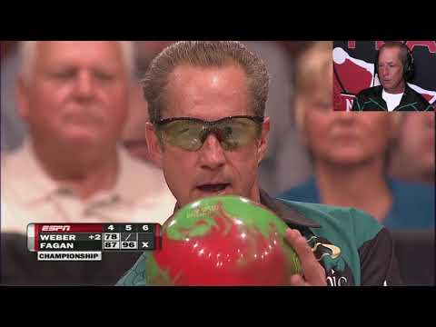 Player's Perspective - Pete Weber on the 2012 U.S. Open