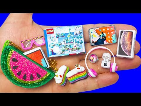 18-diy-barbie-miniature-realistic-hacks-and-crafts-!!!