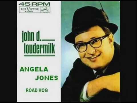 John D. Loudermilk - Angela Jones (RCA 47-8101 - Oct 1962)