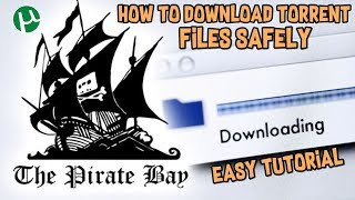 How to use utorrent to Download Torrent files safely and wisely 2018 | Explained in [HINDI]