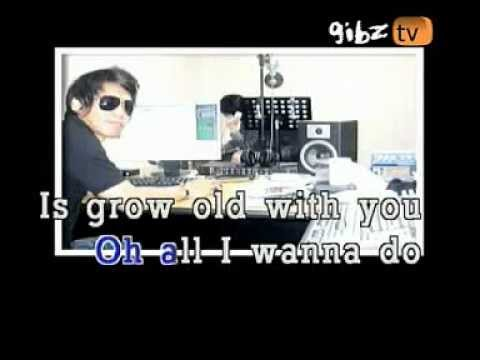 Grow Old With You Instrumental 81