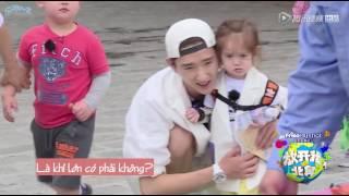 """[MTVVN][Vietsub] """"Hãy để tôi đi, baby"""" - Tập 5 - Mã Thiên Vũ, Vu Tiểu Đồng, Hầu Minh Hạo, Henry"""