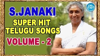 S.Janaki Hit Songs Collections || Volume 02 || Indian Playback Singer