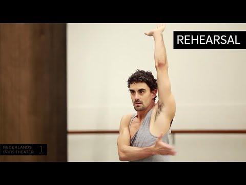 Rehearsal - Blink of an Eye -  Medhi Walerski - NDT I