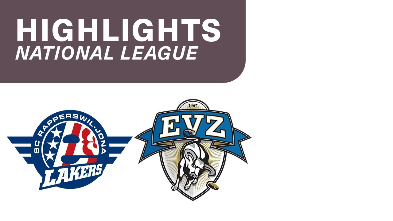 SCRJ Lakers vs. Zug 1:4 - Highlights National League