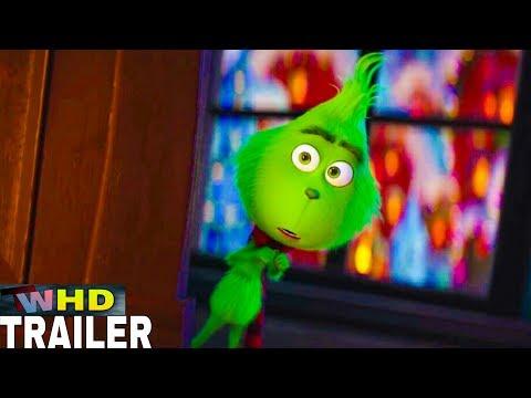 The Grinch  Trailer #1  Scott Mosier, Yarrow Cheney, Benedict Cumberbatch, 2018 Tw Trailer World