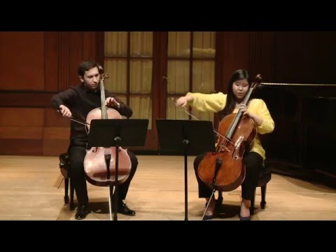 Barriere: Sonata for two cellos in G Major