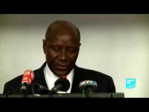 Guinea-Bissau PM 'arrested' in apparent coup attempt - GUINEA-BISSAU - FRANCE 24.flv