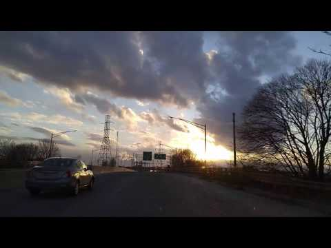 Driving from North Bergen to Kearny,New Jersey