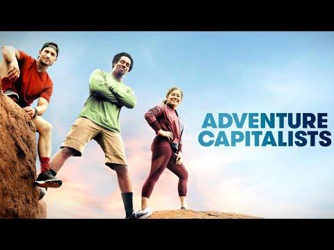 MY NEW TV SHOW ON CNBC ADVENTURE CAPITALISTS | Shawn Johnson