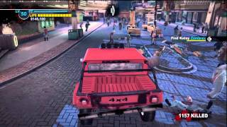 Dead Rising 2 - Road to Zombie Genocide part 2: Really Living the Dream Efficiently