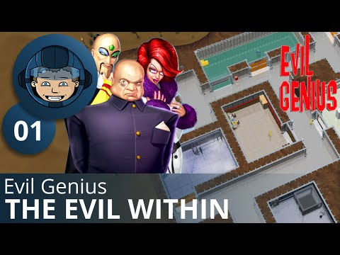 Evil Genius: Ep. #1 - THE EVIL WITHIN -= Gameplay & Walkthrough =-