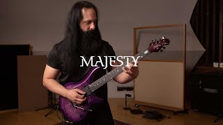 John Petrucci Presents Sterling by Music Man Majesty | MAJ200XFM