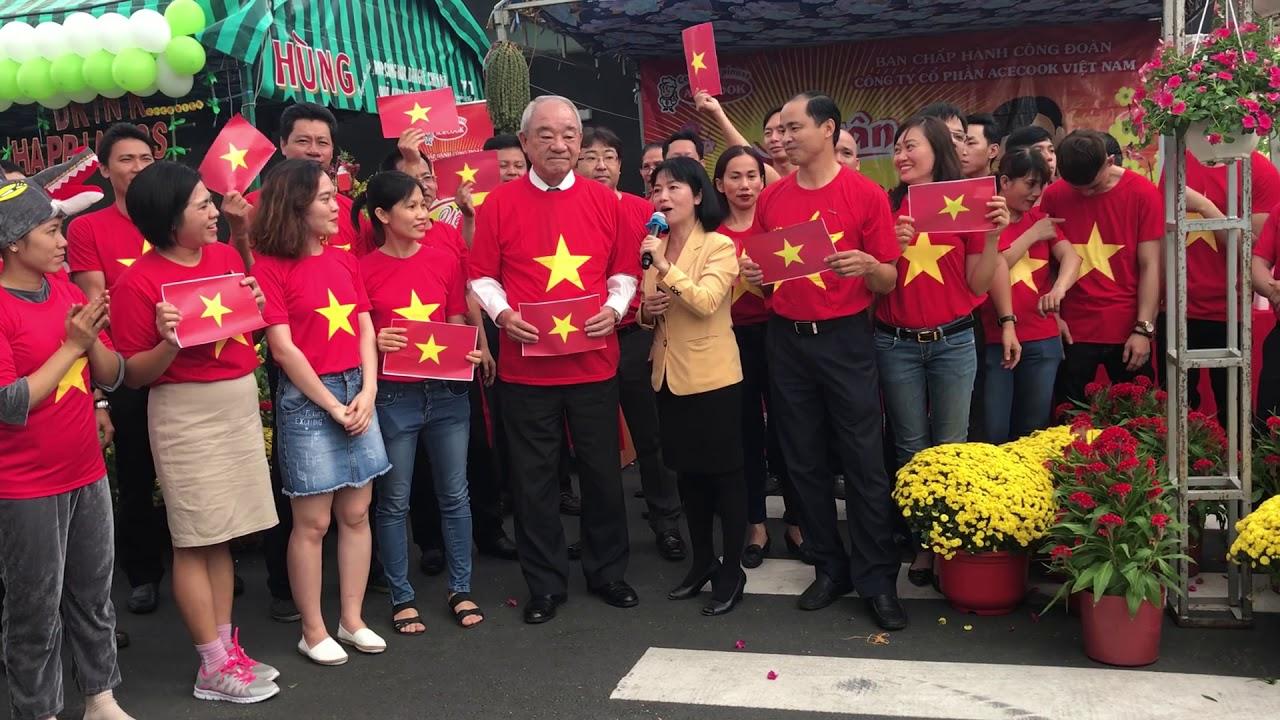 Chúc mừng U23 Việt Nam