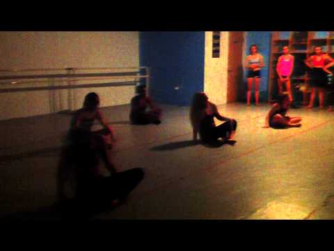 "[Stage Door Dance Academy] Adv. Lyrical class with Sydney-  ""Car Radio"""