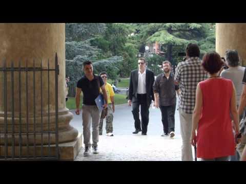 dismappa Verona - Arrivo Stuart Milk a Palazzo Barbieri