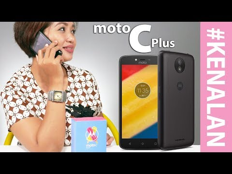 Unboxing Dan Quick Review Moto C Plus Indonesia #KenalanYuk