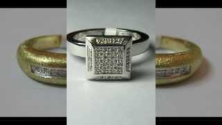 Бриллианты.  Израиль. 4. Кольца коллекции Лиор(, 2014-01-22T14:05:42.000Z)