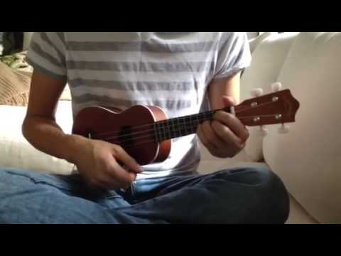 Ukulele Lesson -22- by Taylor Swift intro/verse