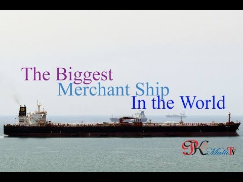 """Must Watch: """"Engine Room of Merchant one of the biggest Ship"""""""