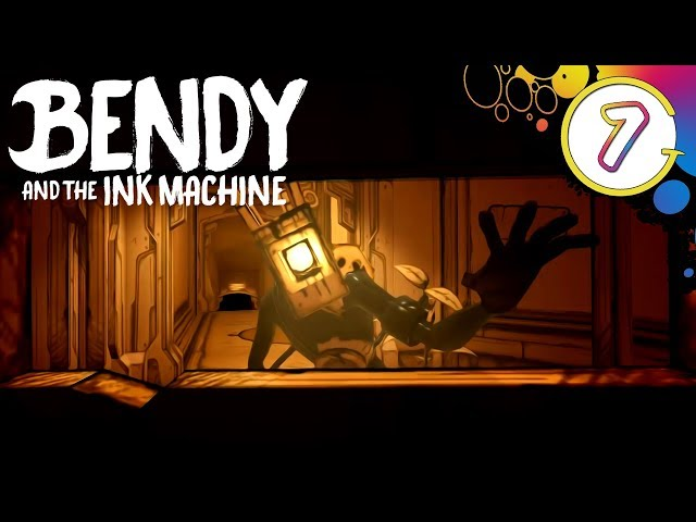 Looky Who It Is | Bendy and the Ink Machine Chapter 4 Part 3