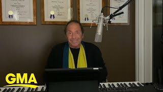 Paul Anka rewrote 'Put Your Head On My Shoulder' for our new normal l GMA Digital