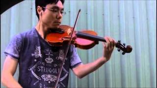 Trinity TCL Violin 2016-2019 Grade 1 B3 Helyer Morning Song Performance