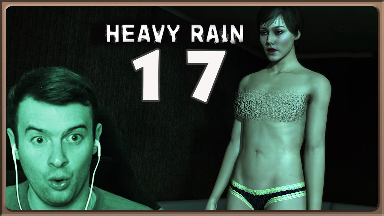 Heavy rain sexy girl uncensored