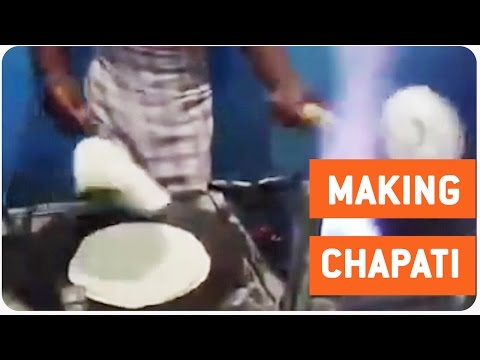 Fastest Indian Flatbread Maker | Chapati Pro