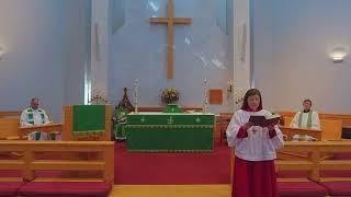 St  Thomas Episcopal 1.17.21 Service - 2 Epiphany