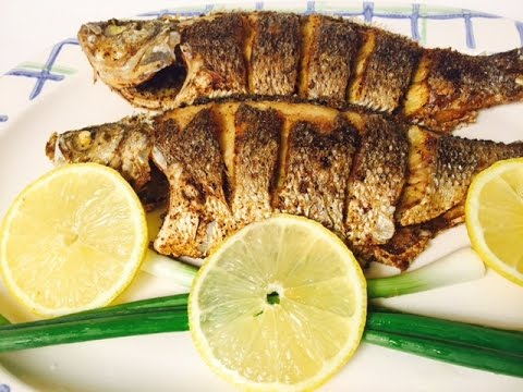 HOW TO FRY WHOLE FISH