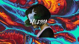 Alessa - Kalzz X Ameerlito X SF X Saixse  ( Lyrics Video )