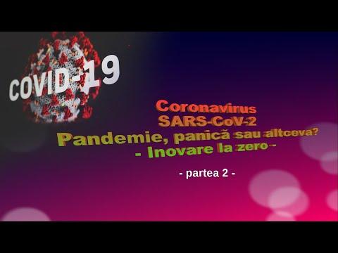 COVID-19, Pandemie panică sau altceva - partea 2