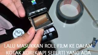 Repeat youtube video Cara Membuat Kamera Lubang Jarum (Pinhole Camera)