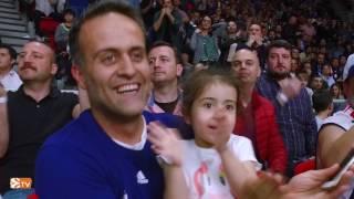 Anadolu Efes - Olympiacos Euroleague Playoff 3.Maçı Hikayesi