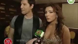 Ани Лорак и Сакис Рувас