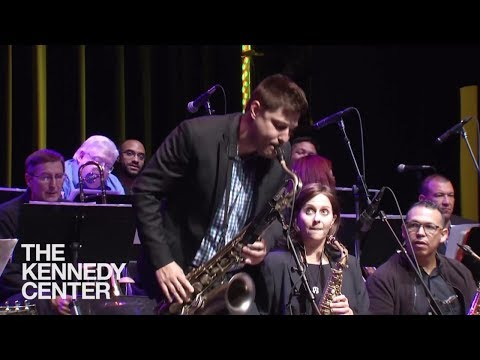 The Bohemian Caverns Jazz Orchestra - Millennium Stage (October 29, 2017)