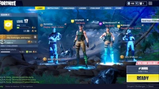 Fortnite Battle Royale (KEEP GETTING KICKED) Live Stream episode 1
