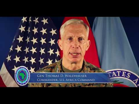 U.S. AFRICOM Commander's Top Priorities