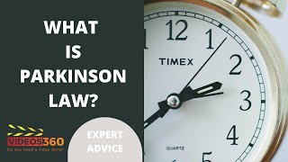 Now Trending - What is Parkinson Law? explained by Mr. Mike Michalowicz
