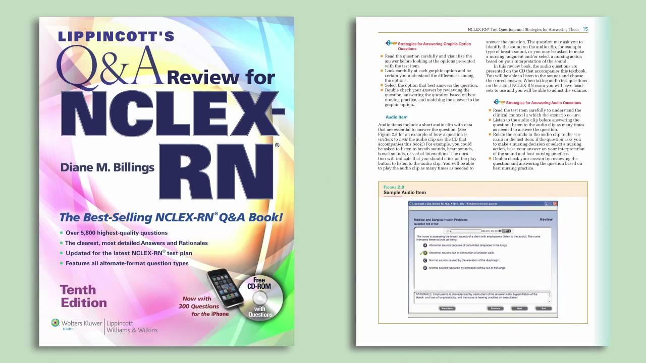 Lippincott Nclex Rn Review Pdf