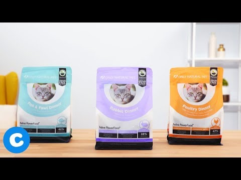 Only Natural Pet Feline PowerFood