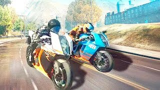 Racing Fever Moto Raicng - Bike Racing Games - Gameplay Android free games