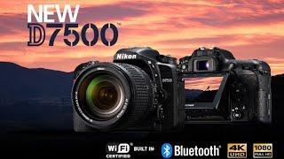un-boxing my new Nikon d7500 فتح صندوق كاميرة ويكون دي 7500 الجديد