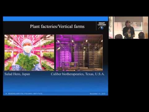 Tuning the Spectrum for Plant Growth - IES Meeting November 2015