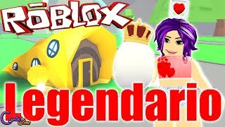 NEW LEGENDARY PET AND TROPICAL SIREN HOUSE ? ADOPT ME ROBLOX ? CRYSTALSIMS